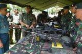 Waasops Panglima TNI cek kesiapan prajurit Pamrahwan