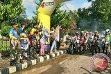 Polres Lampung Timur Gelar Bhayangkara Adventure Trail