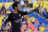 Trigol Neymar, Barcelona Libas Las Palmas 4-1