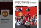 Ini alasan Barcelona lirik bintang muda Manchester United Angel Gomes