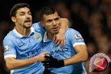 Aguero bawa City menangi semifinal pertama Piala Liga