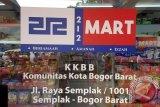 Gerai perdana '212 Mart' berlokasi di kawasan Semplak, Bogor Barat, Kota Bogor, Jawa Barat. (FOTO ANTARA/Humas '212 Mart').