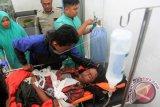Yandri Korban Erupsi Marapi Dirawat Intensif di RSUD Batusangkar