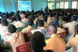 Yogyakarta memberi penguatan wawasan kebangsaan bagi siswa SMP