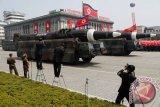Korea Utara Luncurkan Roket Jelajah Darat Jenis Baru