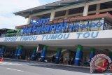 Bandara Samrat tidak terdampak letusan Gunung Agung