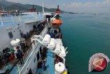 Penumpang kapal cepat Palembang-Bangka mulai meningkat