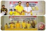 IvanSa-CNR Raih Suara Terbanyak Penjaringan Bakal Calon Bupati-Wabup Minahasa Partai Golkar