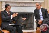 Presiden Terima Barack Obama di Istana Bogor