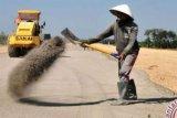 Pemkab Inhil Targetkan Pembangunan Jalan Tempuling-Tembilahan Rampung Akhir Tahun