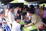 Legislator minta petugas kesehatan di Seruyan sigap saat karhutla