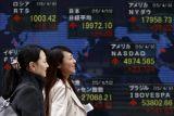 Bursa saham Hong Kong dibuka melemah 0,61 persen