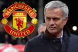 Mourinho puas dengan kemajuan MU meskipun kalah melawan Barca