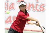 Priska Nugroho maju ke perempat final US Open
