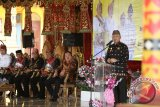 Ike Edwin: Hidupkan Kembali Adat dan Budaya Lampung