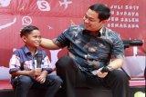 Wali Kota Ajak Anak-anak Belajar dari Dongeng