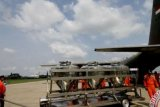 Pesawat Casa dikirim ke Riau untuk Hujan Buatan Padamkan Karhutla