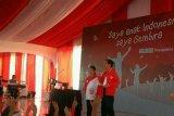 Setelah Sulap, Jokowi Menunjukkan Kebolehan Main Gasing