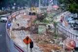 Proyek Pembangunan LRT
