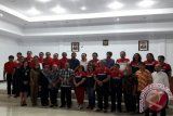 Dekot dan Pemkot Magelang Kunker di Minahasa