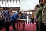 Mantap! Pemkab Barito Utara Dukung Kerjasama KPK Berantas Korupsi