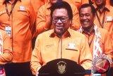 OSO-Wiranto berharap kompak selamatkan Hanura
