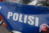 Penagih utang jalan kabur saat didatangi Polisi