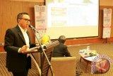 Bupati Banyuwangi presentasi