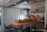 KAI Semarang Layani Pengobatan Gratis Lewat