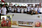 Almarhum Kadis PU Kapuas Dimakamkan di Palangka Raya