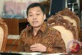 Menunggu DPD, Paripurna pelantikan pimpinan MPR batal digelar hari ini