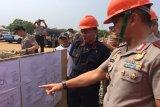 Polda Bangun Mako Brimob Di Lampung Tengah
