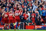 Ternyata pendukung Liverpool paling bising di Liga Premier Inggris