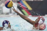 Ridjkie Mulia pembawa bendera Merah Putih pada pembukaan SEA Games 2019