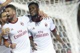 Bangkit dari ketertinggalan, AC Milan tekuk Cagliari 2-1