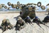 Militer AS karantina tentara yang kembali dari China