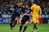 Jepang dengan pelatih baru justru kalah melawan Ghana
