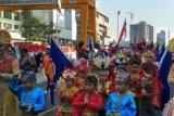Mengusung Keberagaman, Parade ASEAN 50 Berlangsung Meriah