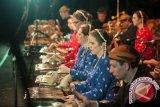 Tabuhan gamelan mahasiswa Austria menggentarkan kampus University of Vienna