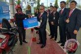 Pertamina Maluku-Papua beri bingkisan kepada konsumen pertamax