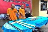Polisi Berhasil Ungkap Pembobol Swalayan Di Boyolali
