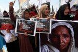 Ribuan Polisi Amankan Unjuk Rasa di Kedubes Myanmar
