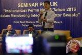 Kadin Sulsel Dukung Penerapan Perma Nomor 13/2016