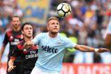 Immobile temukan ketajamannya ketika Lazio taklukkan Verona