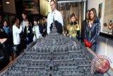 Proyek Borobudur Garden di Vatikan Siap Diresmikan