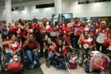 30 atlet NPC Sumut mendapat tali asih