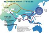 """Empat negara bahas penetapan alternatif """"sabuk dan jalan"""" china"""