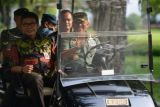 Panglima TNI di Istana Kepresidenan