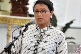 Menlu RI Temui Petinggi Myanmar Soal Keamanan Di Rakhine State