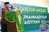 Muhammadiyah: Umat Islam jangan terpolitisasi